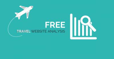 FREE travel WEBSITE ANALYSIS