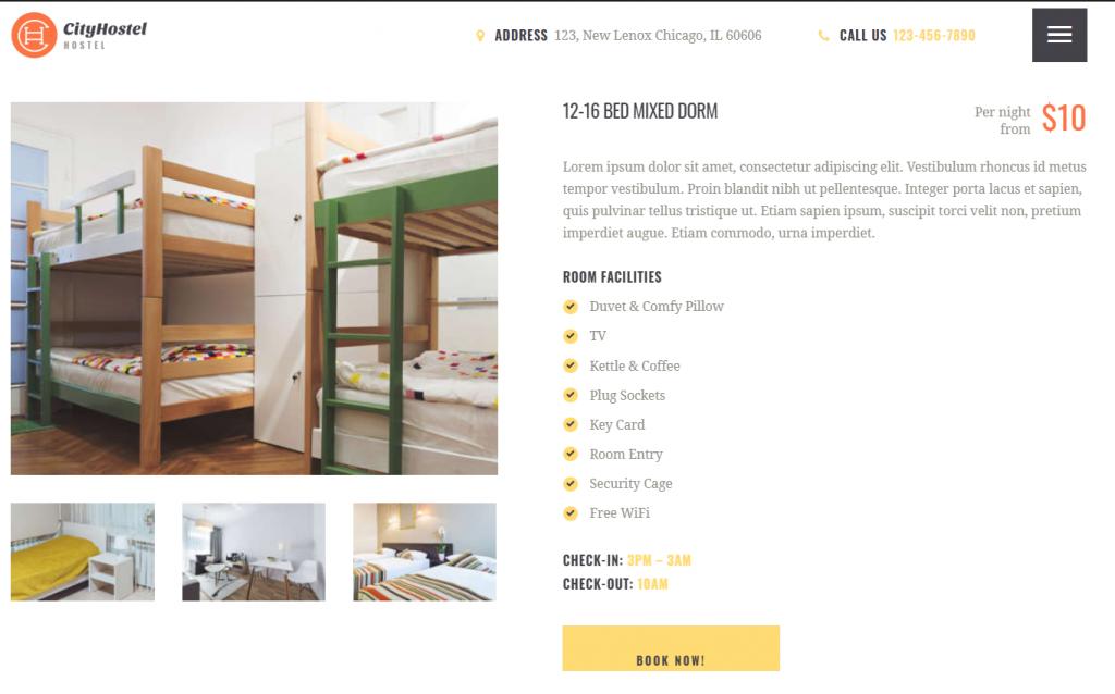 city-hostel-wordpress-theme-1