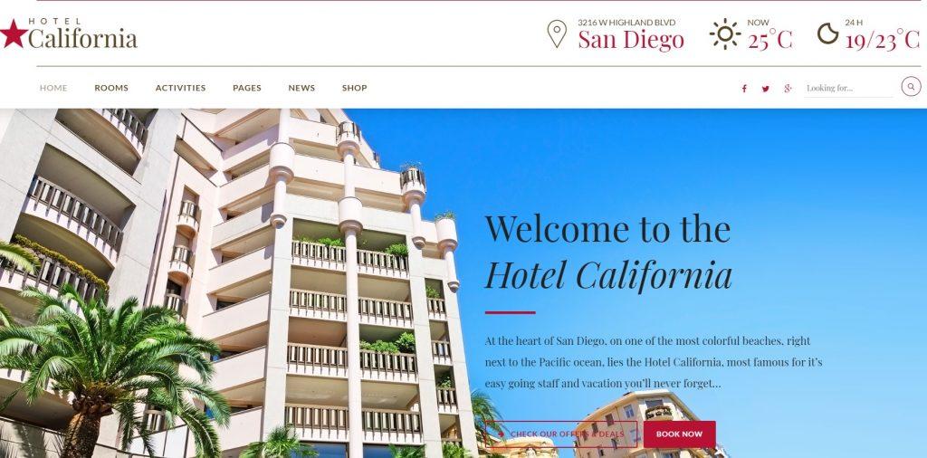 hotel-california-wordpress-theme