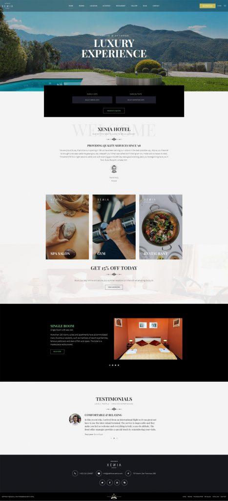 hotel-xenia-wordpress-theme