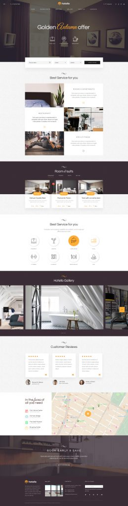 hotello-wordpress-theme