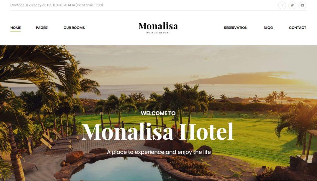 monalisa-wordpress-hotel-theme